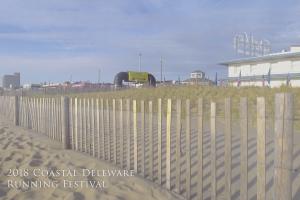 Aerial Video Running Festival